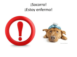 ¡Socorro! - DouglasCountyForeignLanguage
