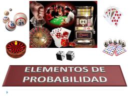 Elementos de la probabilidad