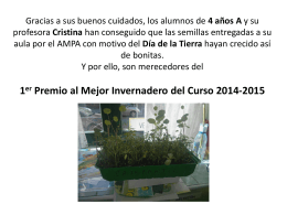 Entrada web - AMPA CEIP San Isidoro