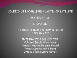 trabajo fonal Power Point