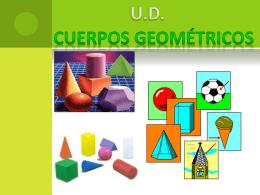 ud cuerpos geométricos