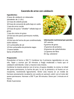 Recetario sopas ()