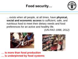 Cambio climático en agricultura: ¿Qué impactos esperamos y cómo
