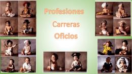 Oficios y profesiones vocabulario