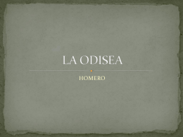 LA ODISEA - campvs.cl