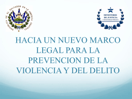 Municipios Libres de Violencia