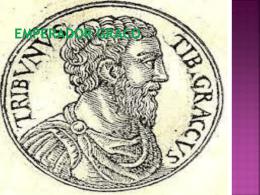 EMPERADOR GRACO