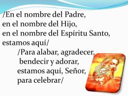 Oración 1 julio