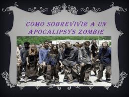 Como sobrevivir a un apocalipsys zombie (2065381)