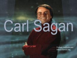 Carl Sagan 1ºA - IES Rosa Chacel