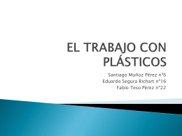 el trabajo con plásticos (1)