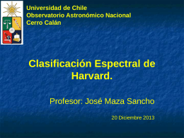 Clase #4  - Universidad de Chile