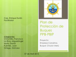 PPB PBIP David 11 a 15 y Damaso 21 a 25