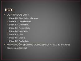 estrategias de lectura - Liceo Bicentenario Talagante
