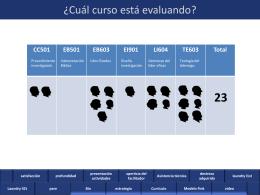 Semana 16 - Diseño de Cursos en Línea