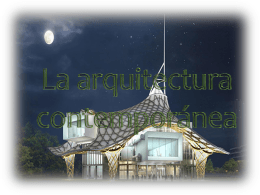 laarquitecturacontemporanea