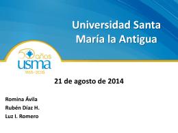 Universidad Santa María la Antigua