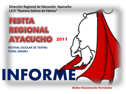 6 - informe visual festta 2011