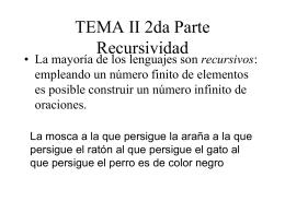Tema II segunda parte - Sección 7101-13