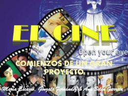 EL CINE - Colegio Santa Ana