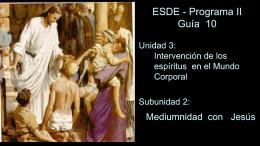 GUIA 10 - Centro de Estudios Espiritas Sin Fronteras