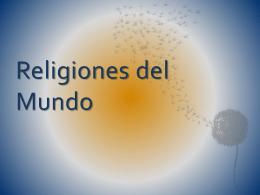 Las Religiones del Mundo - Phil