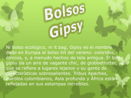 Bolsos Gipsy - WordPress.com
