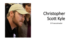 Christopher Scott Kyle