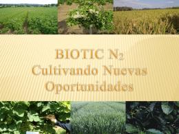 Biotic N 2 - Purely Organic SA
