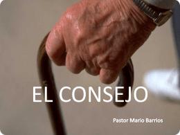 EL CONSEJO - Iglesia Shekina