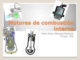 Cuadro comparativo de Motores de combustión interna