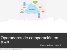 Información en Power Point