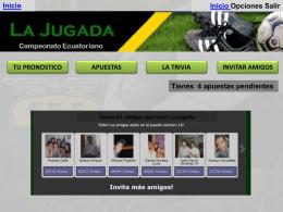 Apuestas - ihm2010i