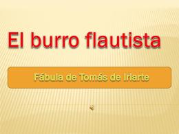 1-El Burro Flautista