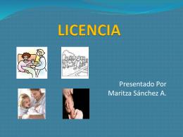 licencia - finanzasycontabilidad