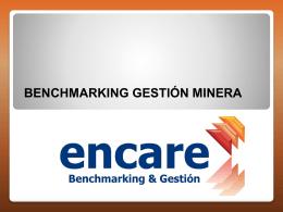 Benchmarking de Gestión Minera
