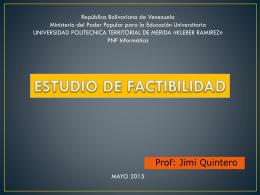 proyectofactibilidad. - uptm pnf
