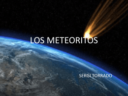 meteorito - WordPress.com