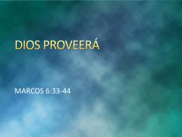20140202 Dios provee