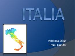 ITALIA - Geopolitica y Relaciones Internacionales