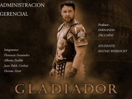 TP - Gladiator - proyectosfacultad
