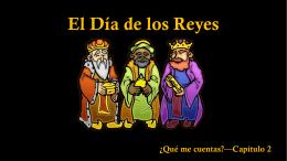 [saber] Nando que los Reyes Magos
