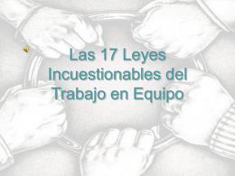 17-leyes-incuestionables-para-el-trabajo-en-equipo