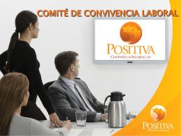 COMITE DE CONVIVENCIA LABORAL ICBF