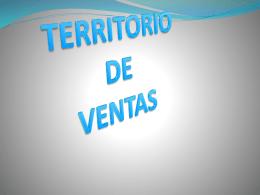 Territorio de Ventas: