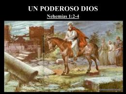UN PODEROSO DIOS - lapuertaangosta