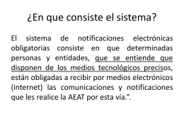 Sede electrónica - AVS legal & economic