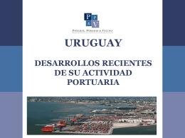 los puertos en uruguay