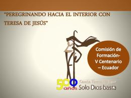Diapositiva 1 - Frailes Carmelitas Descalzos