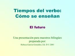 el futuro ppt
